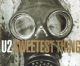 U2 Sweetest Thing CD Single Island 1998
